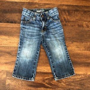 Toddler Boys adjustable Jeans ,18-24 month